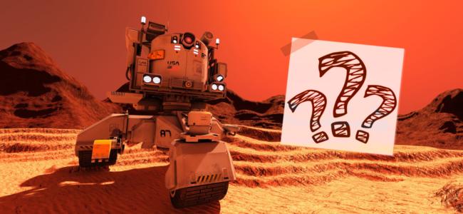 Jak uniknąć katastrofy na Marsie?