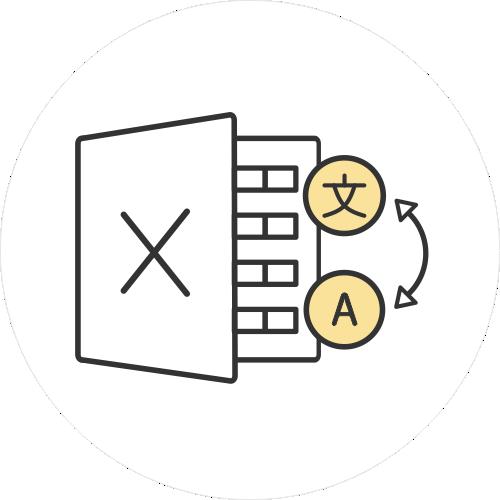 Szkolenie - tłumaczenie wielojęzycznych plików Excel