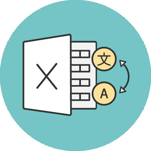 Szkolenie z tłumaczenia wielojęzycznych plików Excel